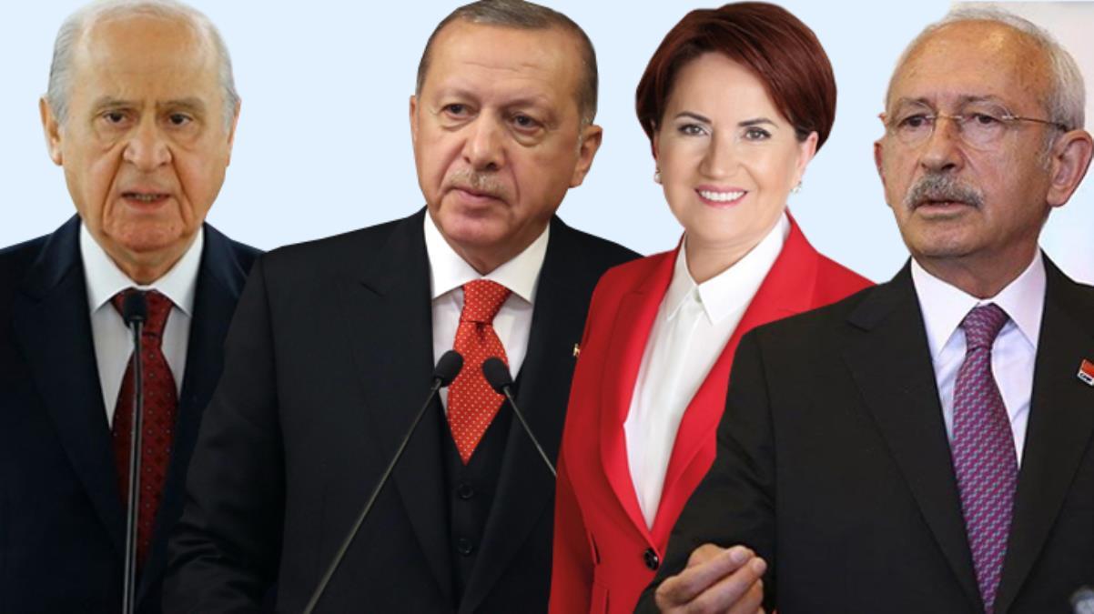 Son ankette sürpriz sonuçlar! AK Parti yüzde 30'un, CHP ise yüzde 20'nin altını gördü