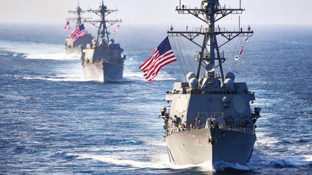Son Dakika: ABD, 2 savaş gemisini haftaya Karadeniz'e gönderiyor! Geçiş için Türkiye'ye bildirim yapıldı