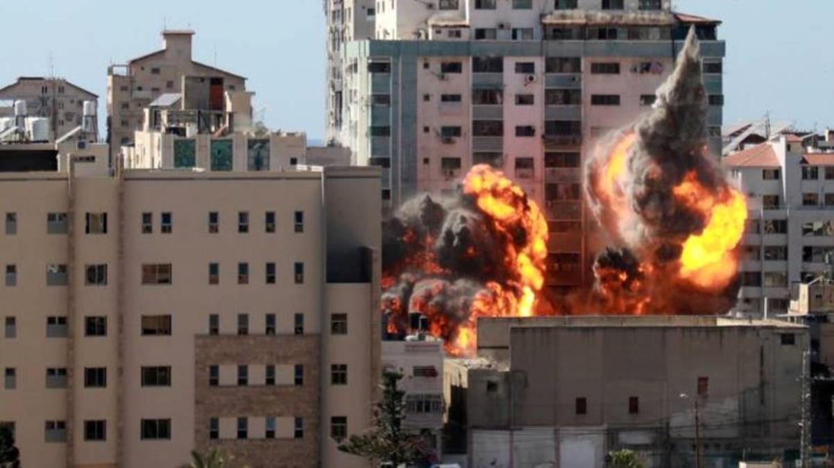 Son Dakika! ABD Dışişleri Bakanı: İsrail'in vurduğu medya binasında Hamas'ın faaliyet gösterdiğine dair herhangi bir kanıt görmedik
