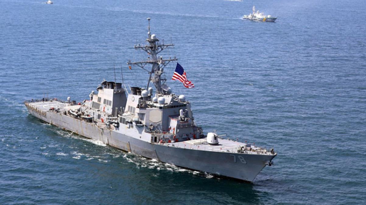 Son Dakika: ABD, Karadeniz'e göndereceği savaş gemisi bildirimini geri çekti