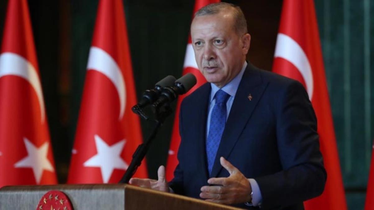 Son Dakika: Aylar sonra partililerle bir araya gelen Cumhurbaşkanı Erdoğan'dan seçim talimatı: Startı verdik