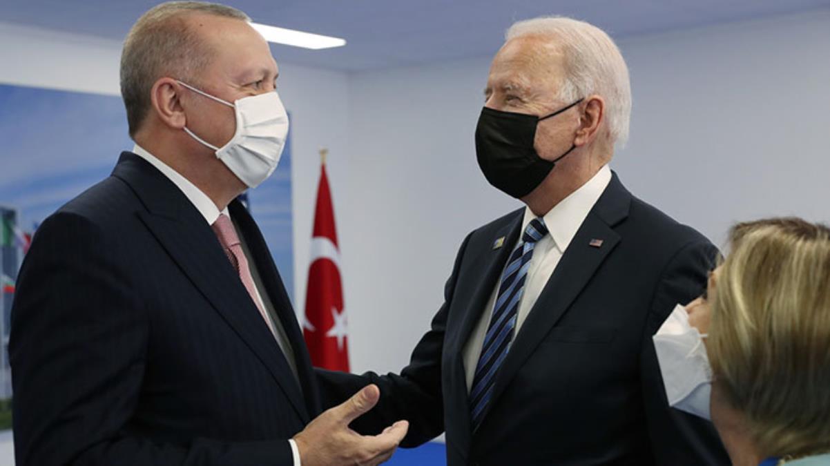 Son Dakika! Biden, Erdoğan ile görüşmesini değerlendirdi: Pozitif ve verimli bir toplantı yaptık