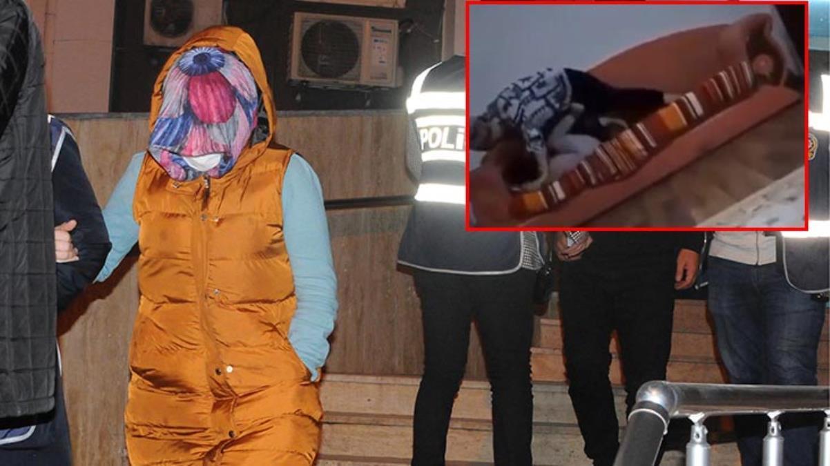 Son Dakika: Çocuğuna şiddet uygulayıp nefessiz bırakan Nurcan Serçe, tutuklanarak cezaevine gönderildi