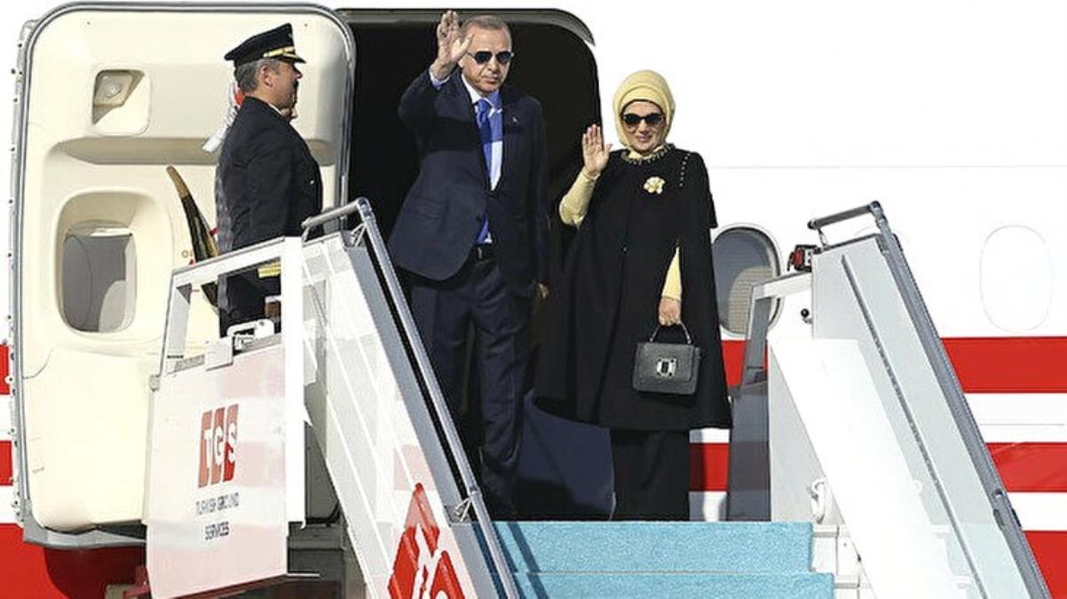 Son Dakika: Cumhurbaşkanı Erdoğan, 19-22 Eylül tarihleri arasında ABD'ye bir ziyaret gerçekleştirecek