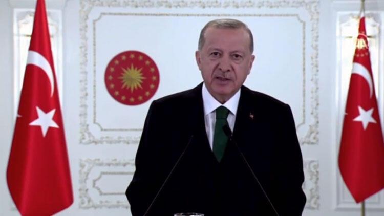 Son dakika... Cumhurbaşkanı Erdoğan'dan BM Biyolojik Çeşitlilik Zirvesi'ne video mesaj