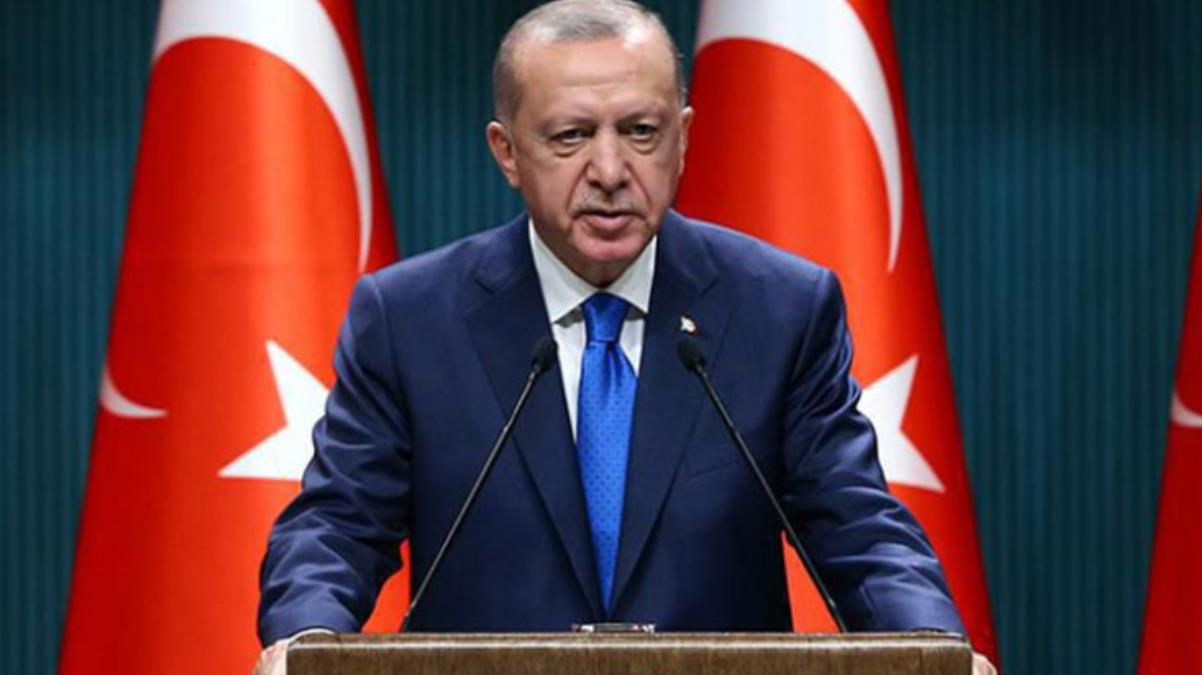 Son Dakika: Cumhurbaşkanı Erdoğan, yarın 15.00'te Cumhurbaşkanlığı Külliyesi'nde bir değerlendirme toplantısı yapacak