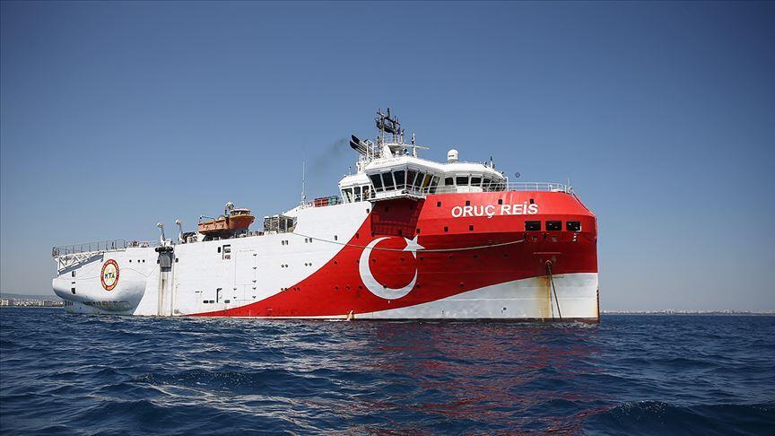 Son dakika... Doğu Akdeniz'de sıcak gelişme: Türkiye'den yeni 'Oruç Reis' kararı