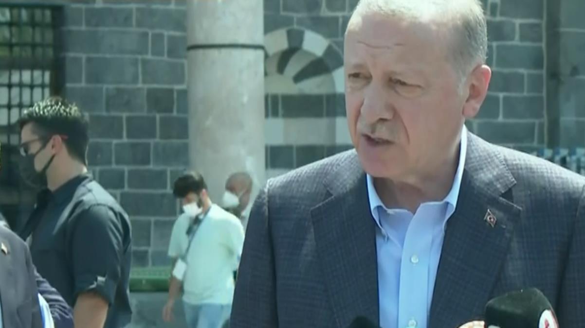 Son dakika! Erdoğan'dan bayram tatili açıklaması: 9-10 günlük bir süre konuşuluyor, millete seslenişte duyuracağım
