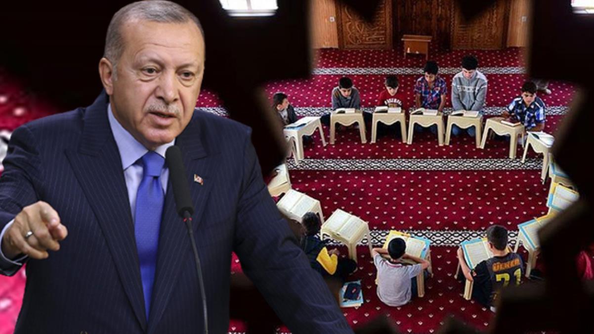 Son dakika! Erdoğan'dan KKTC'nin Kur'an kurslarını kapatmasına tepki: Bu yanlıştan dönün, dönmezseniz farklı adımlar atacağız