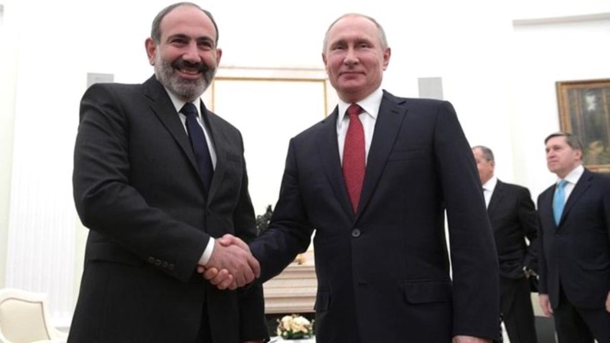 Son Dakika: Ermenistan'da darbe girişimi! Füzelerine laf ettiği Rusya da Paşinyan'ın arkasında durmadı