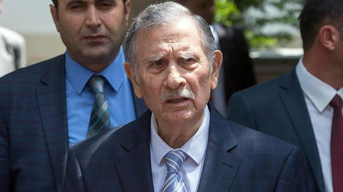 Son Dakika: Eski başbakanlardan Yıldırım Akbulut, 86 yaşında hayatını kaybetti