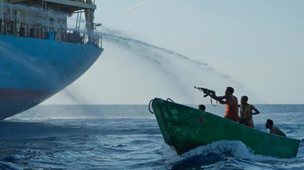 Son Dakika: Gine Körfezi'nde korsan saldırısına uğrayan Türk gemisi Gabon'un Gentil Limanı'na demirledi