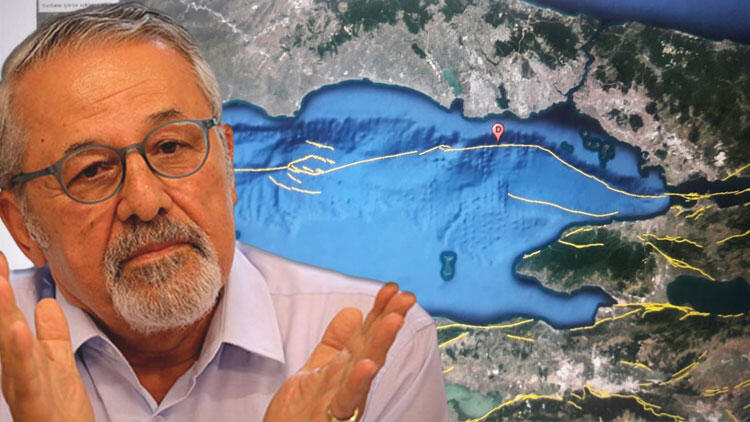Son dakika haberi: Marmara'da 3.2'lik depremin ardından Naci Görür'den korkutan açıklama: Bu saatten sonra...