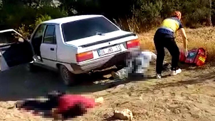 Son dakika haberler: Mersin'de silahlı saldırı... Görenler dehşete düştü