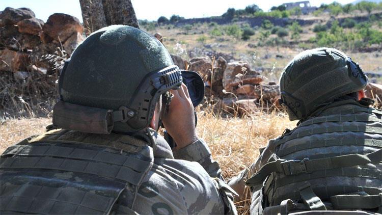 Son dakika haberler... MSB'den flaş açıklama: 20 PKK/YPG'li terörist gözaltına alındı