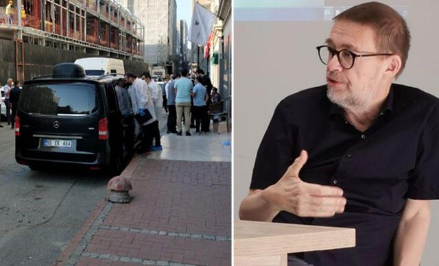 Son dakika... Karaköy'de aracında ölü bulunmuştu! ABD'li gazetecinin ölümüyle ilgili soruşturmada takipsizlik
