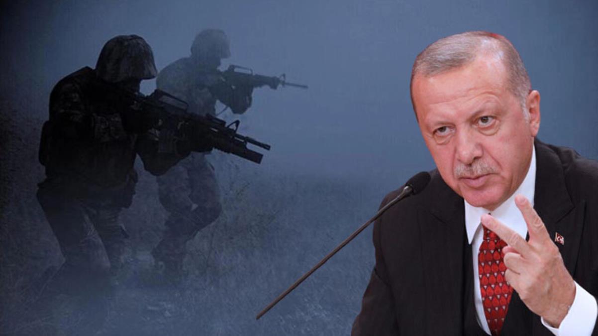 Son Dakika: Metina'ya düzenlenen operasyonda büyük başarı! Cumhurbaşkanı Erdoğan, sahadan gelen ilk bilgileri verdi