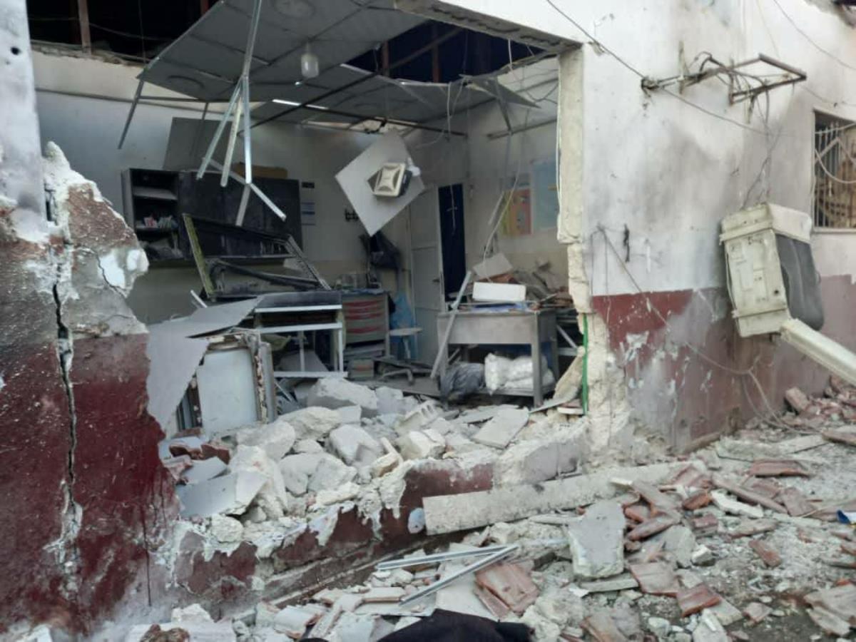 Son Dakika: PKK'nın Afrin'de hastaneye düzenlediği saldırıda 18 sivil hayatını kaybetti, 30 sivil yaralandı