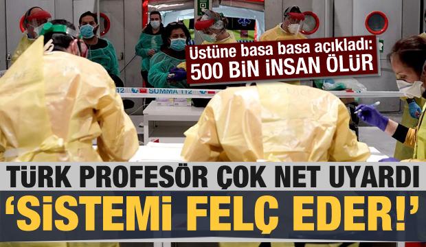Son dakika: Prof. Mehmet Ceyhan çok net uyardı: Böyle yapılırsa sistem felç olur!