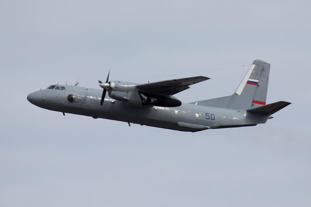 Son Dakika! Rusya'da yolcu uçağı denize düştü, kurtulan olmadı