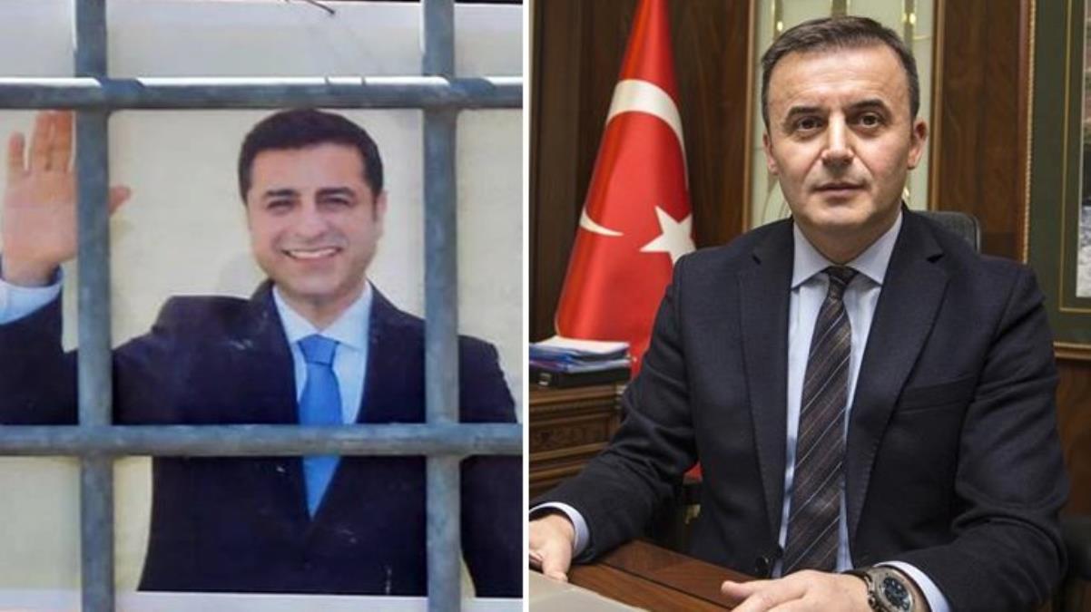 Son Dakika! Selahattin Demirtaş'a eski Ankara Cumhuriyet Başsavcısı'na yönelik sözlerinden dolayı 2 yıl 6 ay hapis cezası
