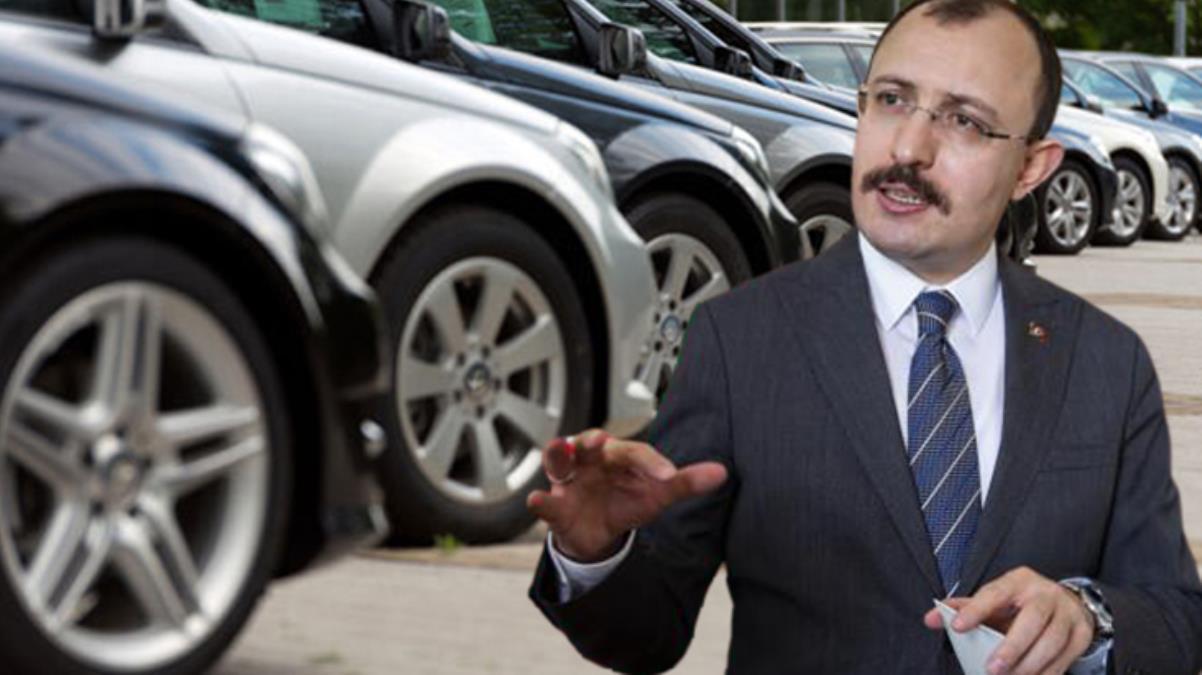 Son dakika: Ticaret Bakanı Mehmet Muş'tan bayi ve galericilere gözdağı: İddialar doğruysa yaptırımı ağır olur