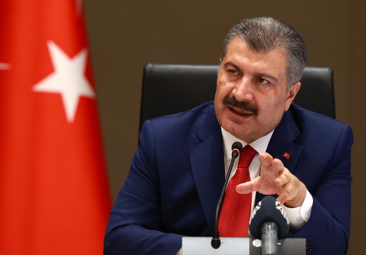 Son Dakika: Türkiye'de 26 Haziran günü koronavirüs nedeniyle 51 kişi vefat etti, 5 bin 266 yeni vaka tespit edildi