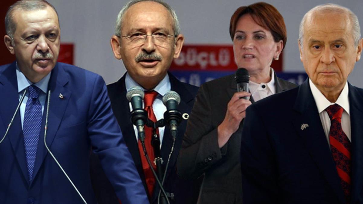 Son seçim anketinde sürpriz sonuçlar! Rakamlar bazı liderlerin uykularını kaçıracak