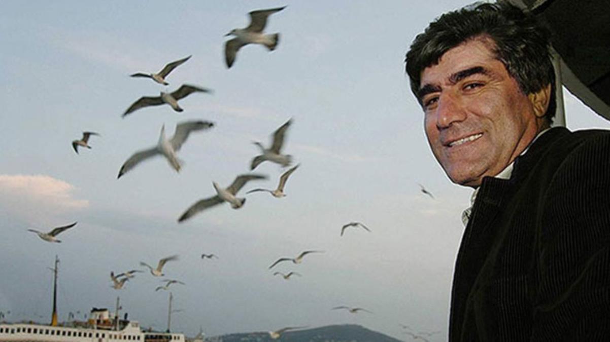 Sosyal medyada Hrant Dink'in ölüm yıl dönümü için binlerce paylaşım yapıldı