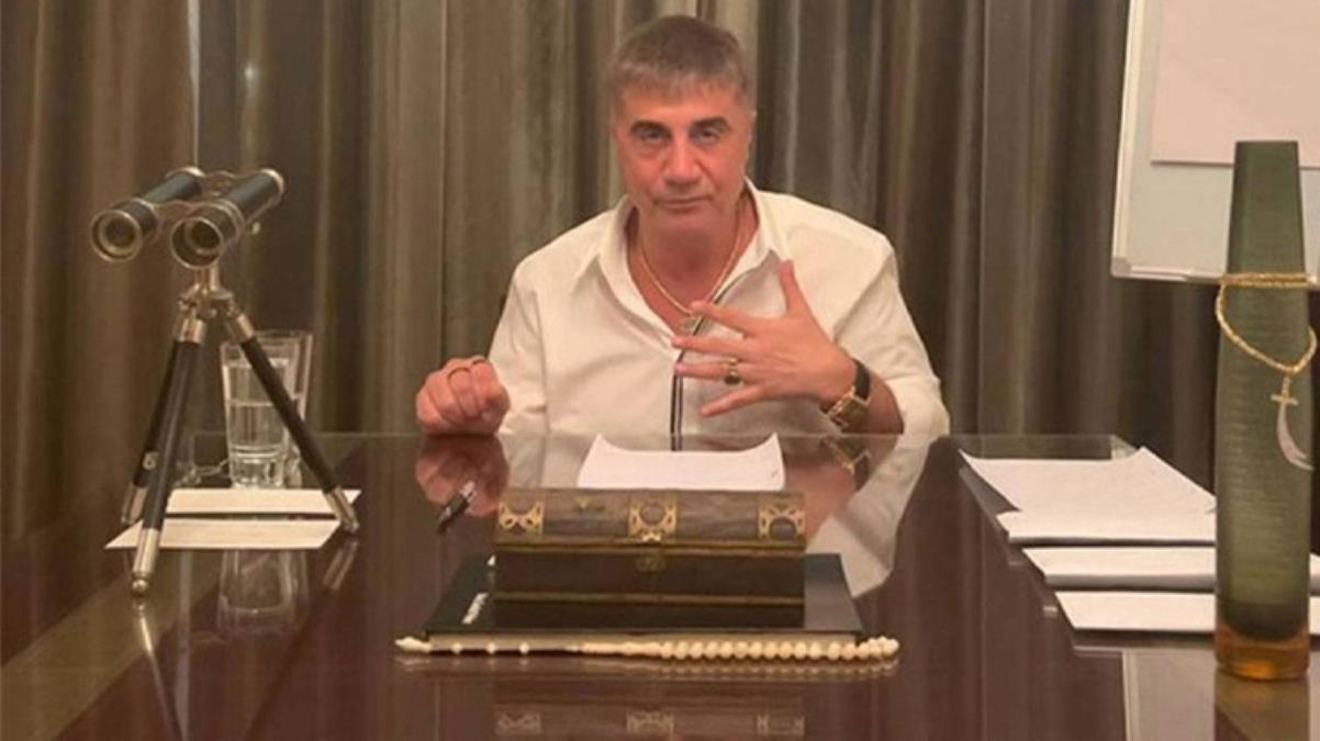 Suç örgütü lideri Sedat Peker iddiaları doğruladı: Tüm aile koronavirüse yakalandık, hastalığım ağır geçiyor