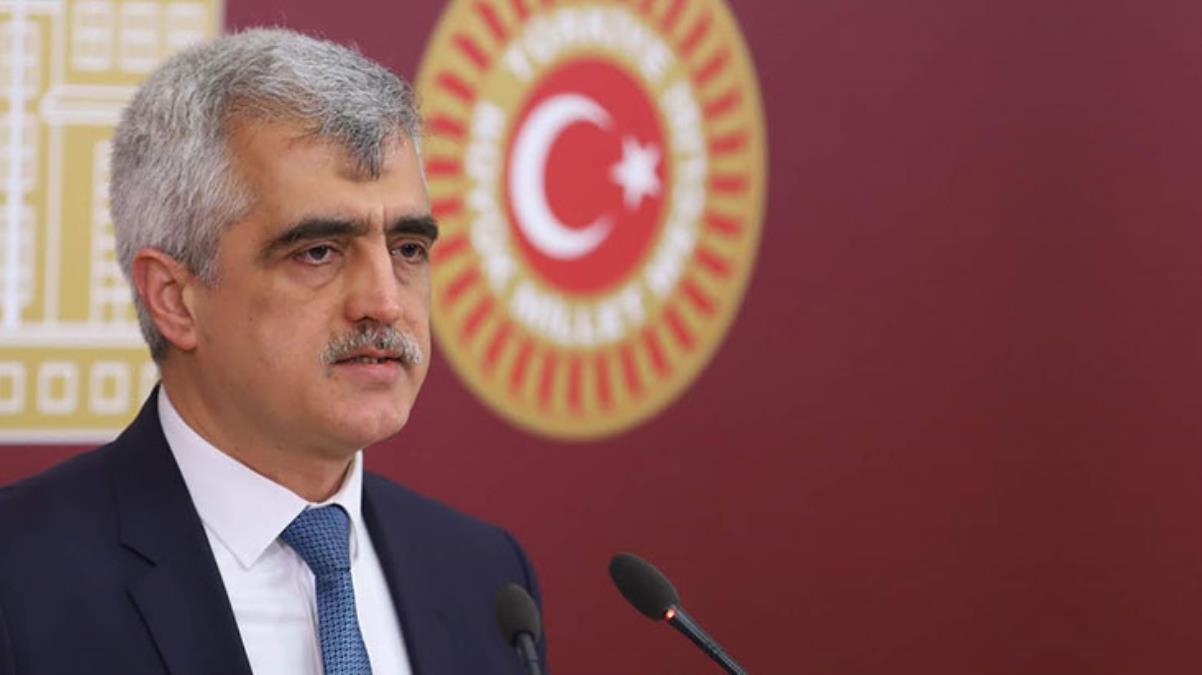 Tahliyesine karar verilen HDP'li Ömer Faruk Gergerlioğlu'ndan 'nerede kalmıştık' paylaşımı