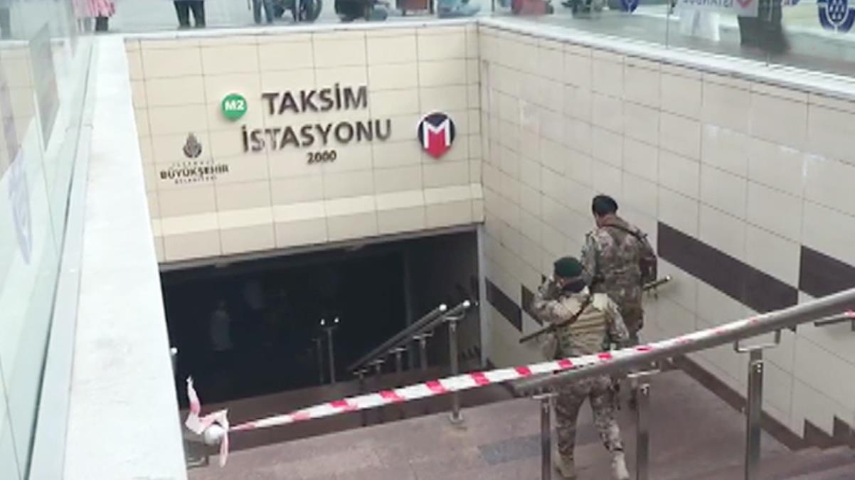 Taksim metrosunda intihar girişimi! Seferler kısıtlı şekilde sürdürülüyor