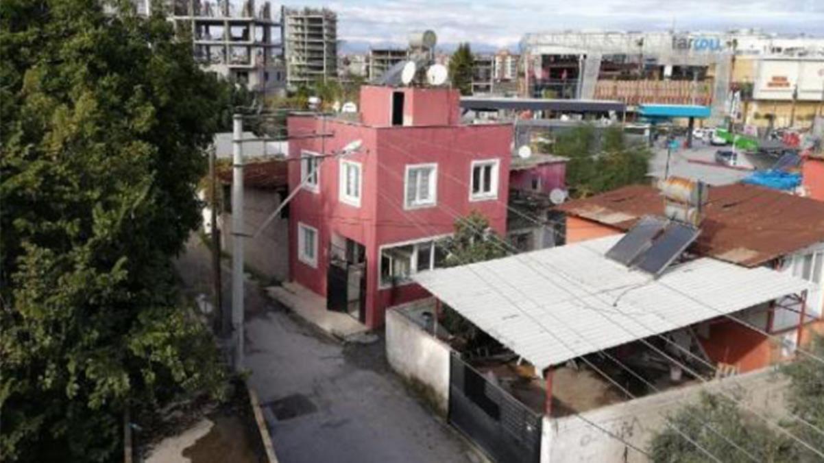 Tarsus'taki kazı evi, Google Haritalar'a 'gizemli ev' olarak girdi