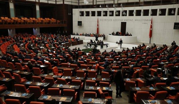 TBMM'de 4 parti ABD Senatosunu kınadı