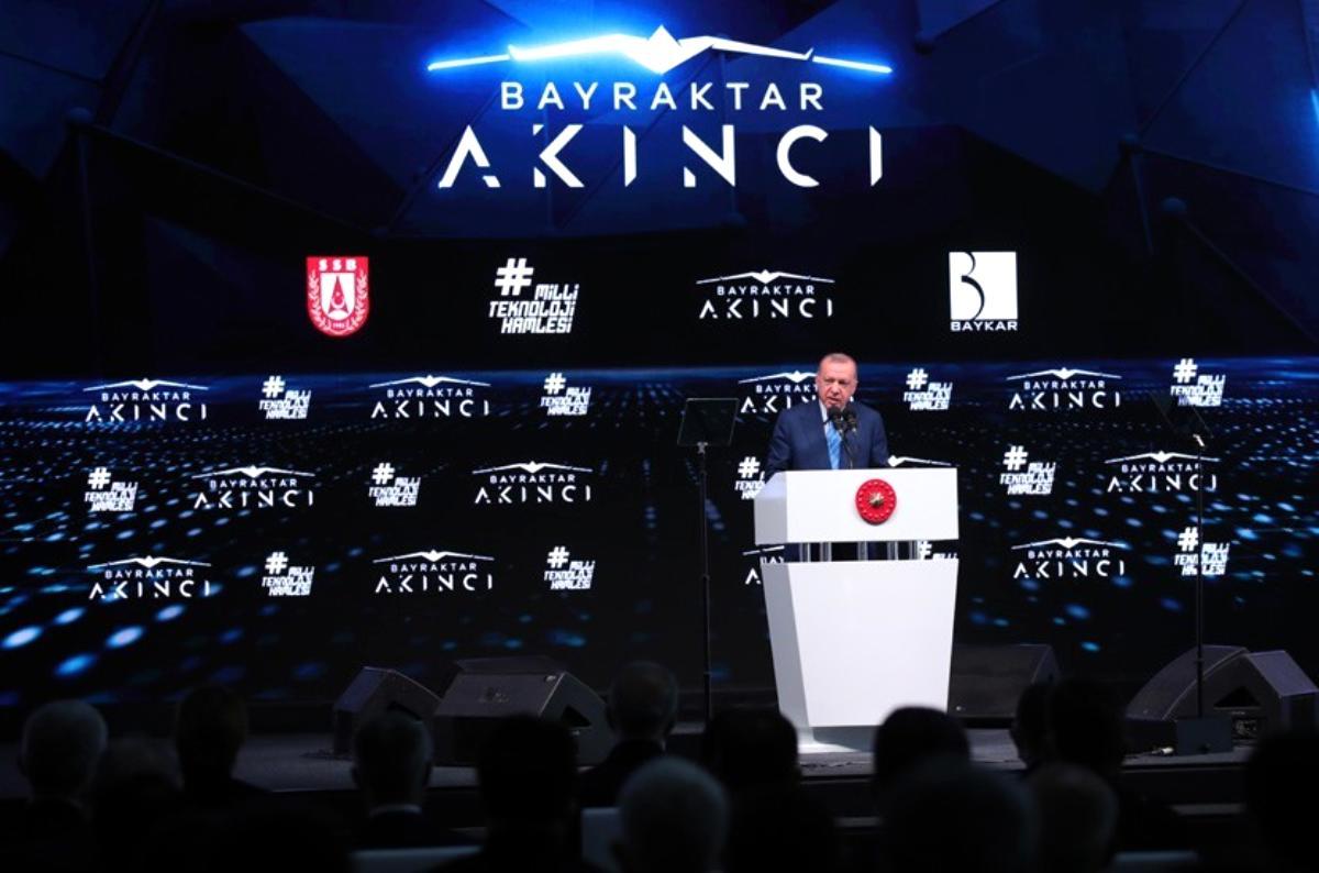Teslim törenine Erdoğan'ın Z kuşağı sözleri damga vurdu: Bu can bende oldukça yoldaşınızım