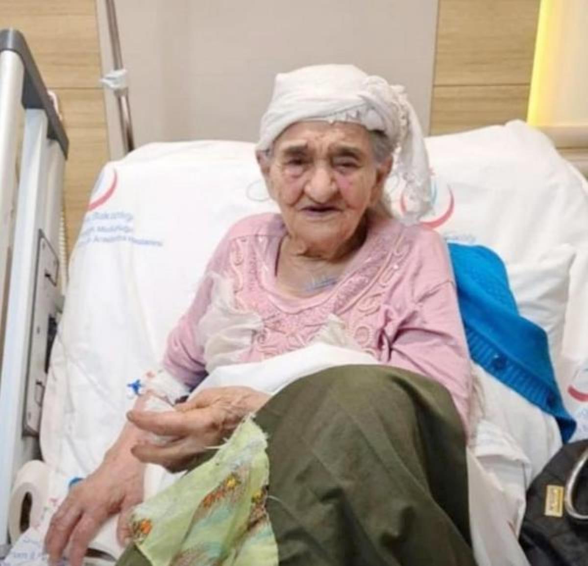 Testi pozitif çıkmasına rağmen tedaviye direnen Sebiha teyze hayatını kaybetti