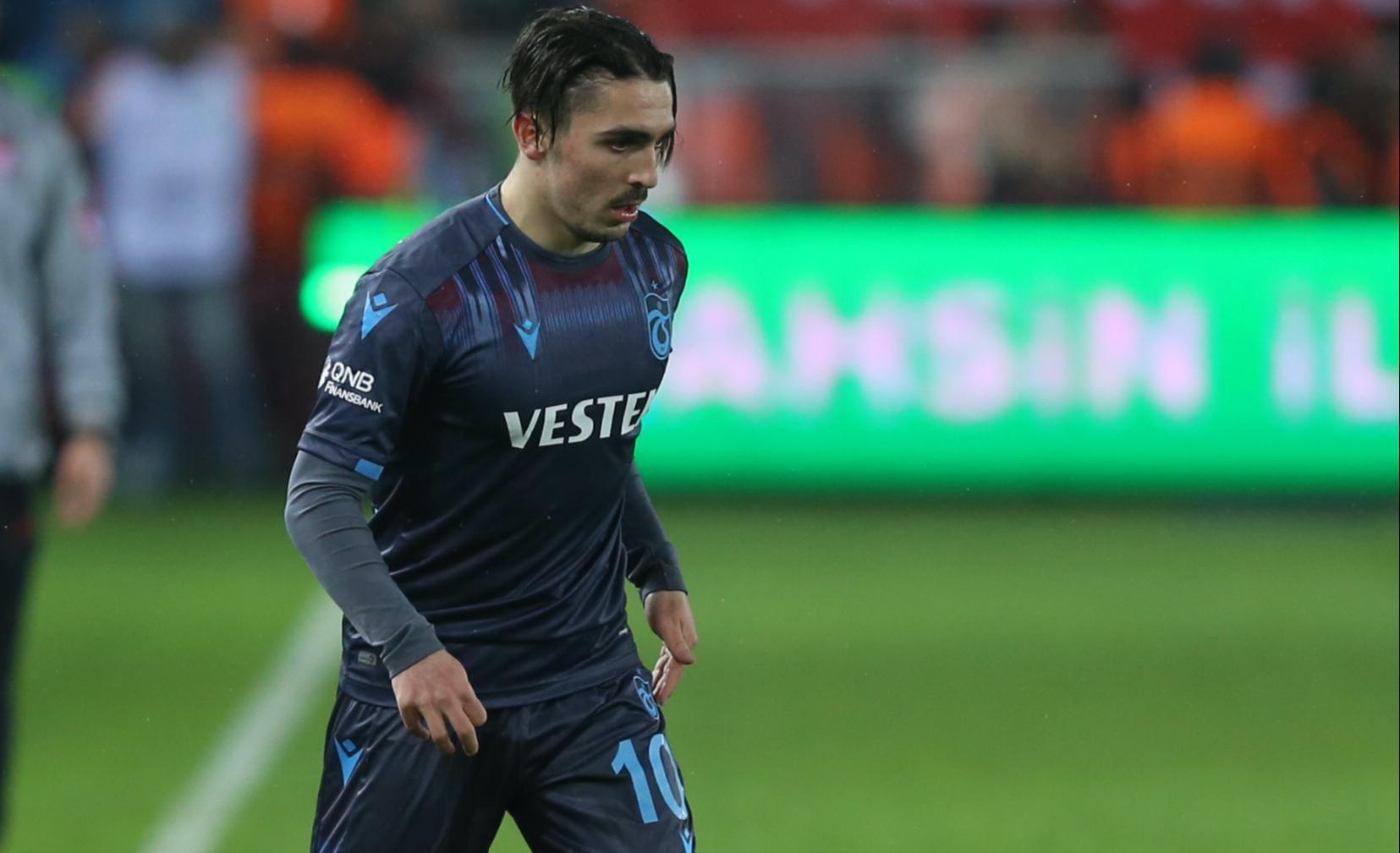 Trabzonsporun yıldızı Abdülkadir Ömür geri döndü!