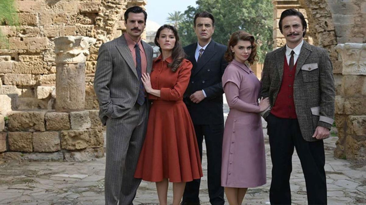 TRT'nin iddialı dizisi Bir Zamanlar Kıbrıs Ramazan Bayramı'nda ekranlara gelmeyecek