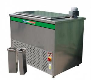 Tüp Buz Makineleri Beton Soğutma Sistemleri Ve Hızlı Soğutma Kabinleri