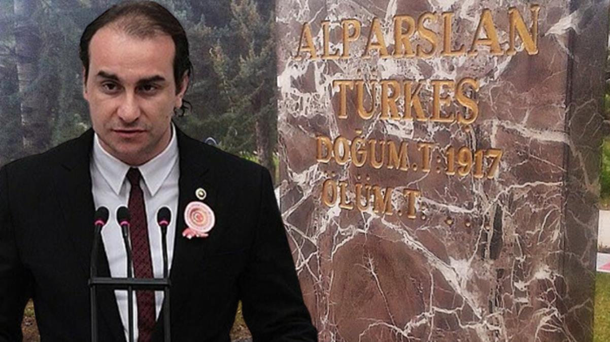 Türkeş'in oğlu, babasının ölüm yıl dönümünde kabir ziyaretine alınmadı: Böyle bir rezalet olmaz