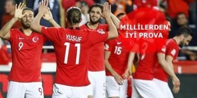 Türkiye 1 - 0 İrlanda Cumhuriyeti