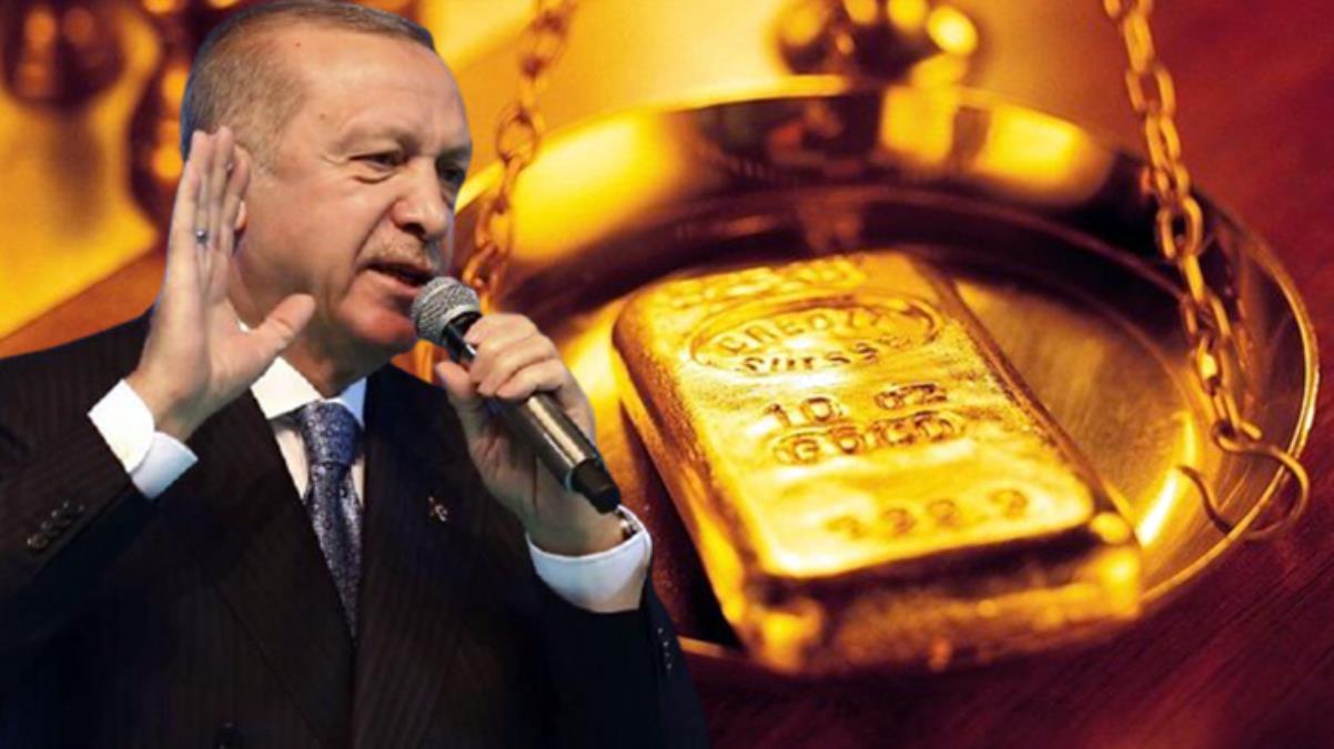 Türkiye altın arama ve üretiminde yeni bir stratejiye geçiyor! Yıllık üretim hedefi 100 ton
