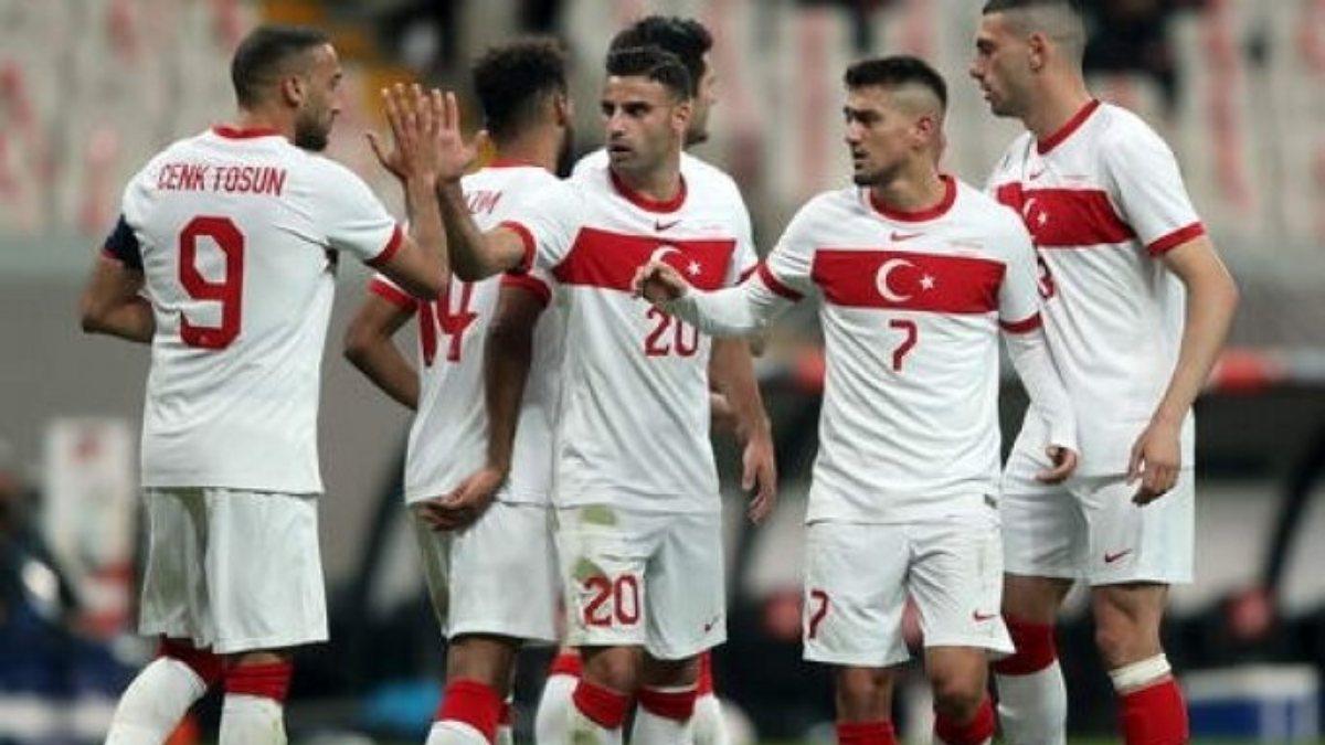 Türkiye-Rusya maçının muhtemel 11'leri