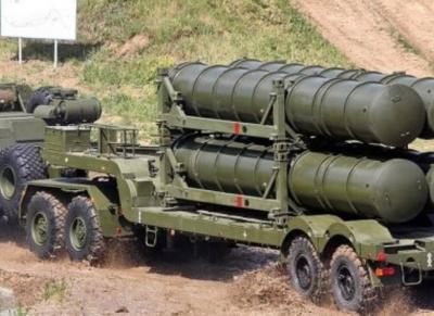 Türkiye S-400 için beklerken, Rusya ise S-500'ü resmen test etti