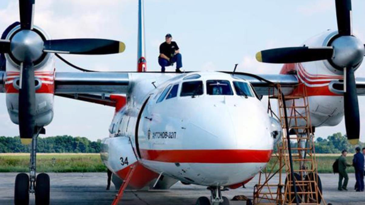Ukrayna, yangınlarla mücadeleye destek için Türkiye'ye 2 itfaiye uçağı ve özel ekip gönderdi