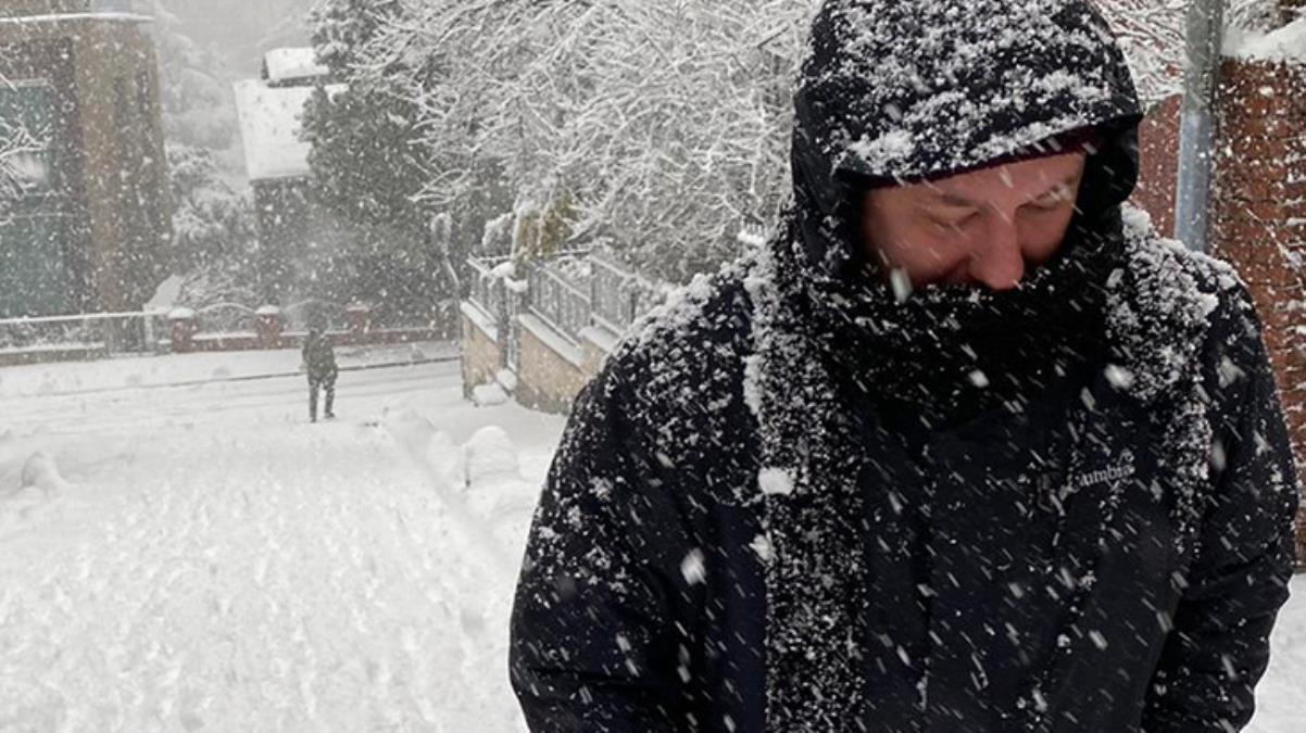 Ülkenin büyük bir bölümünü etkisi altına alan soğuk ve karlı hava 4 gün boyunca devam edecek