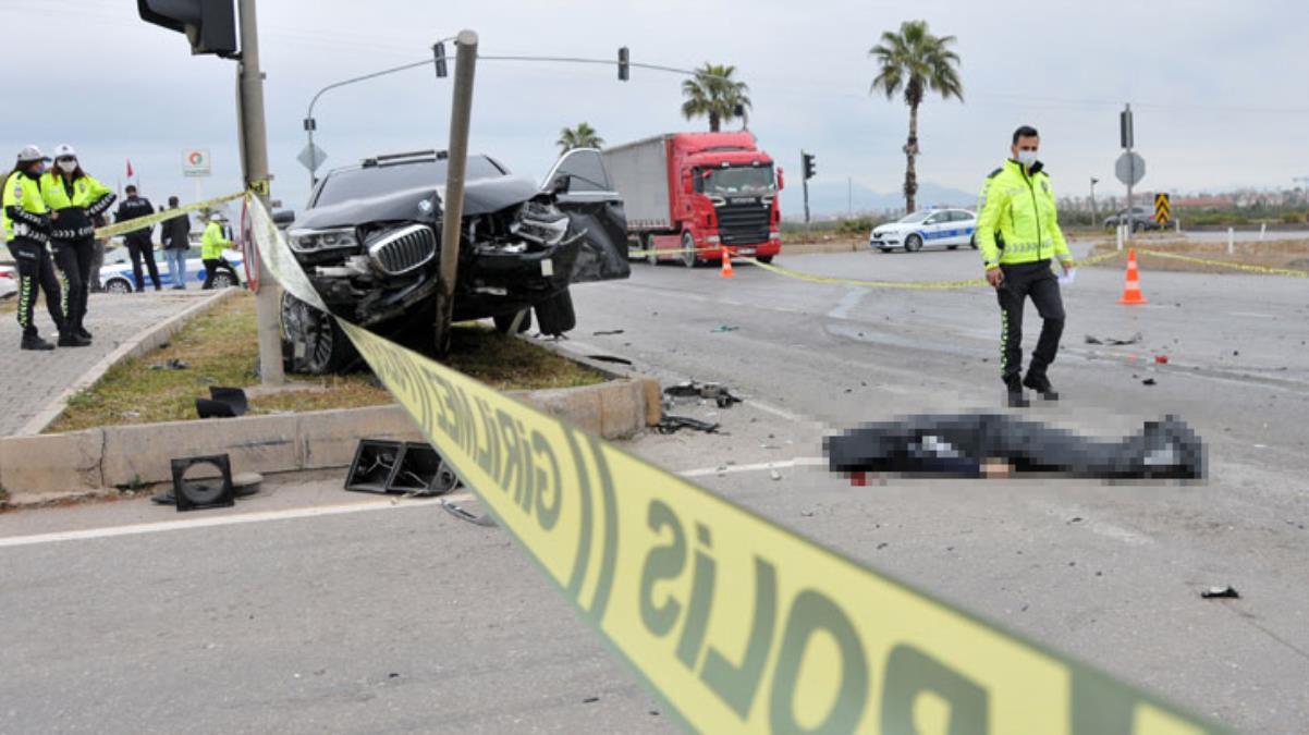 Ünlü iş insanı Bilal Kadayıfçıoğlu'nun karıştığı kazada 1 kişi öldü, 5 kişi yaralandı