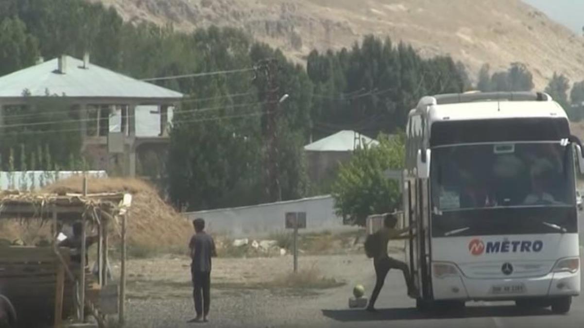 Van'da kaçak göçmen taşıyan Metro Turizm'e soruşturma