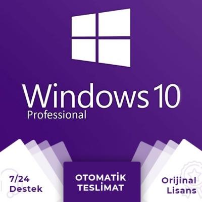 Win 10 Pro Key