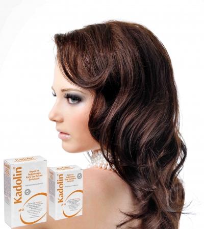 Yağlı ve Kepekli Saçlar İçin Dermokozmetik Şampuan: Kadolin Şampuan